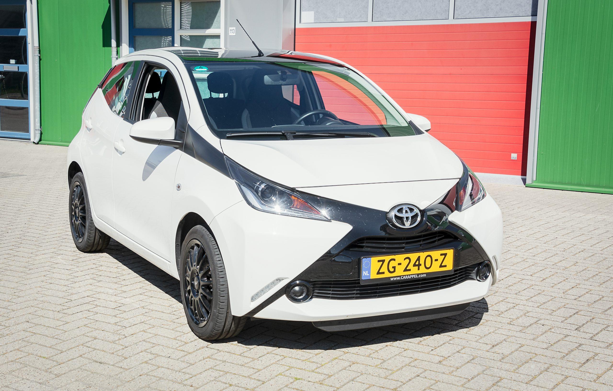 Toyota Aygo xplay 1.0