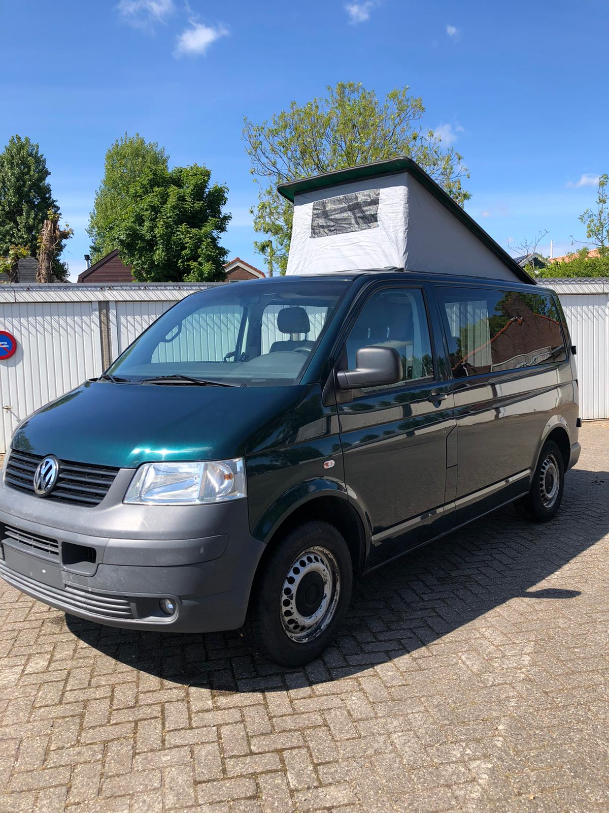 Volkswagen Transporter t5 4motion Camper Image